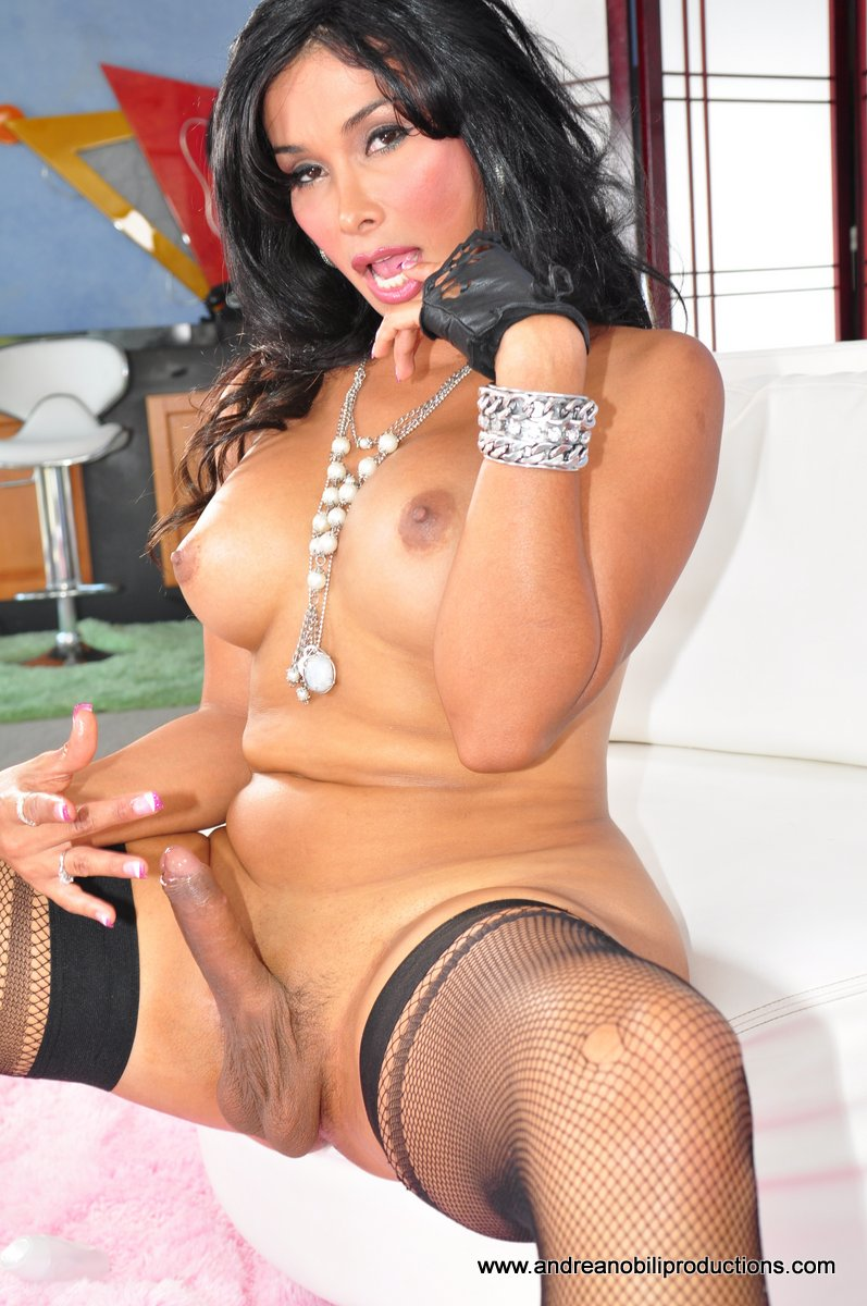 Sweet transsexual
